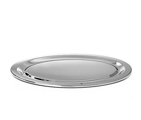 ProfiSelect Server Plate, Stainless Steel