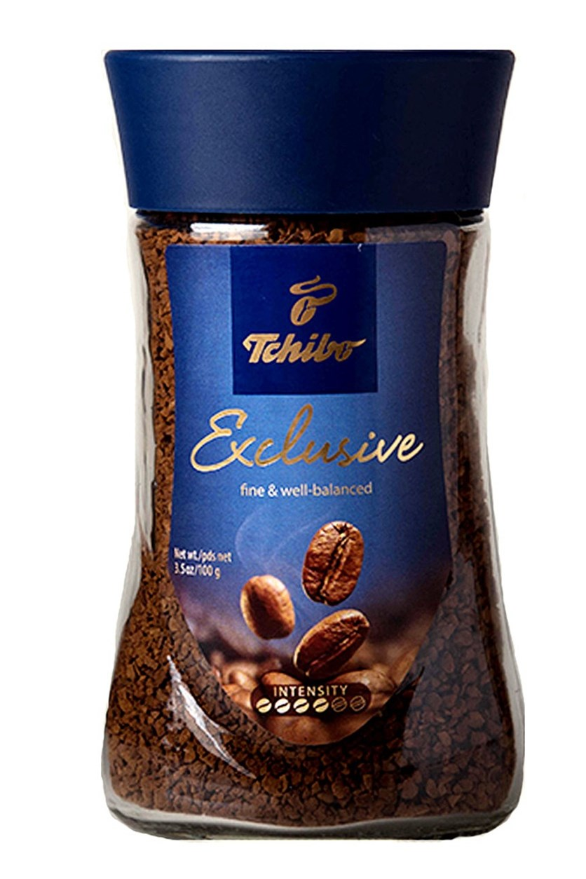 Exclusive Instant Coffee, 100g