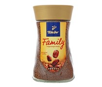 Tchibo Family Invigorating and Strong Coffee, 200g