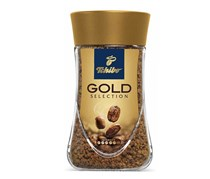 Tchibo Gold Selection Instant Coffee, 200g