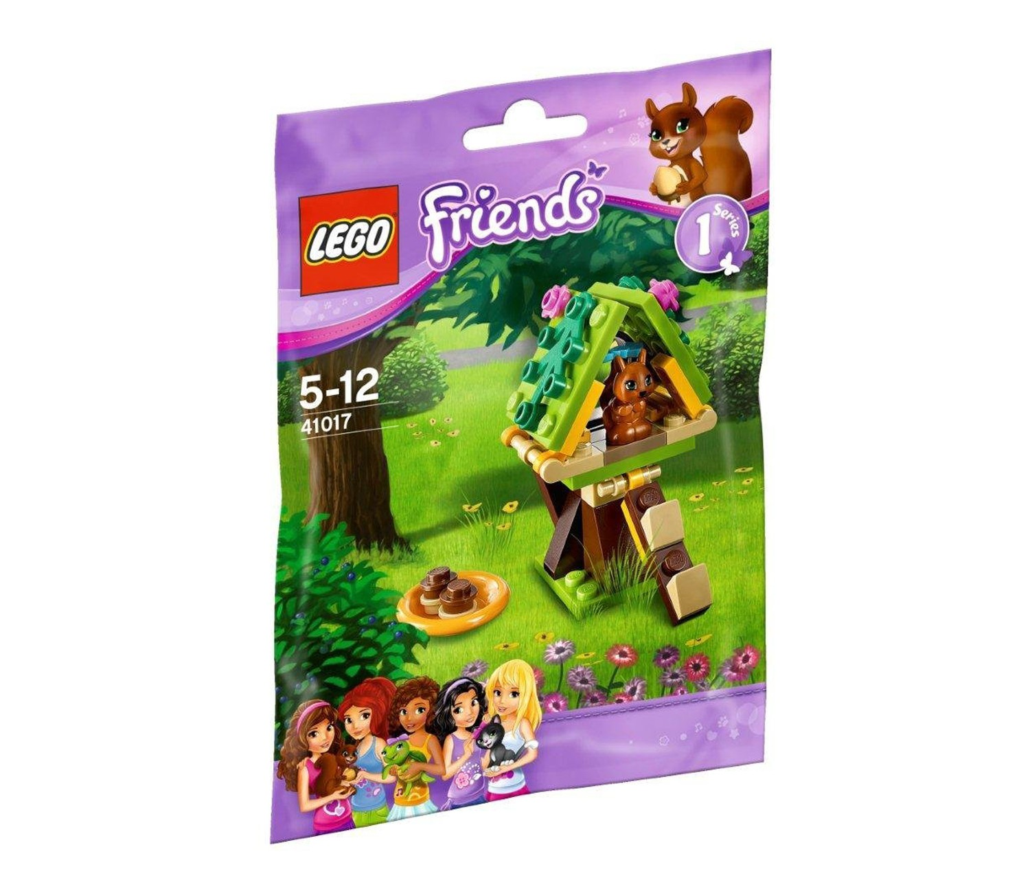Lego Friends Series Squirrel Brands For Less
