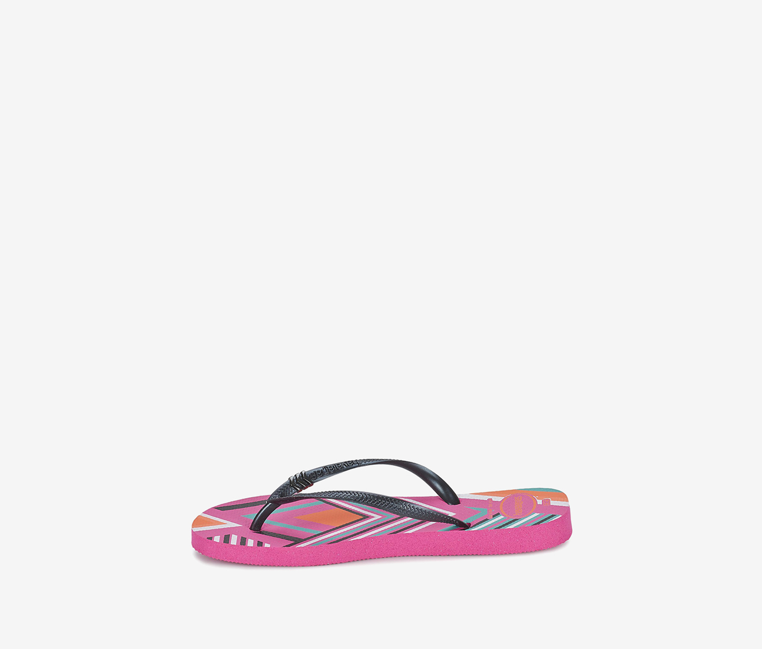 ca6a006cfc7 Flops Slim Tribal Kids Girl's Shocking Havaianas Pink Flip wHOXqTTE