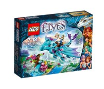 LEGO Elves The Water Dragon Adventure, Blue