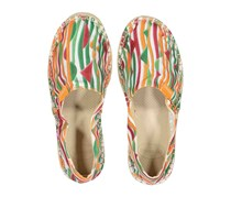 Havaianas Women's Flat Shoes, Tangerine/Green