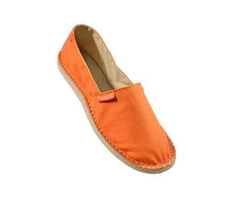Origine II Flat Shoes, Tangerine