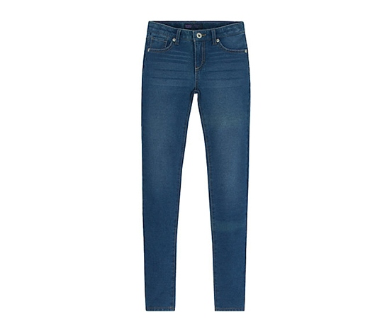 Levis Big Girls The Knit Skinny Jeans,Wash Indigo