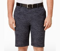Greg Norman Men's Dash-Print Stretch Shorts, Magnet