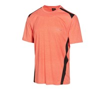 Greg Norman For Tasso Elba Men's  Attack Life Performance Shirt,  Coral Crush
