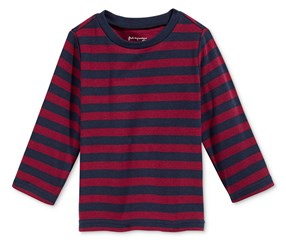 Baby Boys' Striped Thermal, Red