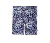 Epic Threads Mix and Match Bandana-Print Bermuda Shorts, Medieval Blue