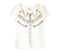 Epic Threads Graphic-Print T-Shirt, Ivory