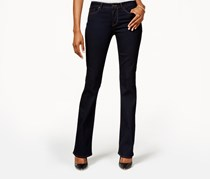 Calvin Klein Jeans Women's Flare Pants, Rinse