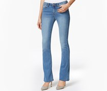 Calvin Klein Modern Bootcut Jeans, Light Blue Wash