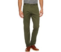 Dockers Alpha Khaki Slim-Tapered Stretch Pants, Olive