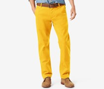 Dockers Slim Tapered Fit Alpha Khaki Pants, Colonial Yellow