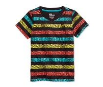 Epic Threads Kids Boys Graphic Print Tee, Black