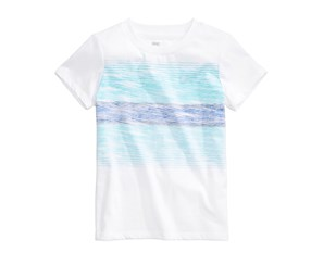 Epic Threads Graphic-Print T-Shirt, Bright White