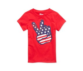 Epic Threads Little Boys Graphic-Print T-Shirt, Gumball Red