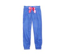 Max & Olivia Striped Sleep Pants, Royal
