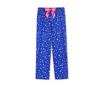 Max & Olivia Printed Sleep Pants, Royal Blue