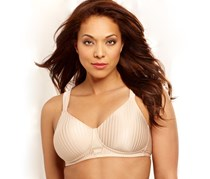Playtex Women's Secrets Perfectly Smooth Wire Free Bra