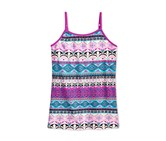 Epic Threads Geometric-Print Camisole, Pink Orchid
