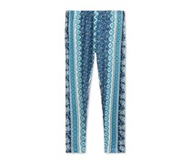 Epic Threads  Big Girls Geo-Print Leggings, Blue Opaline