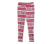 Epic Threads Big Girls Geo-Print Leggings, Strawberry Red