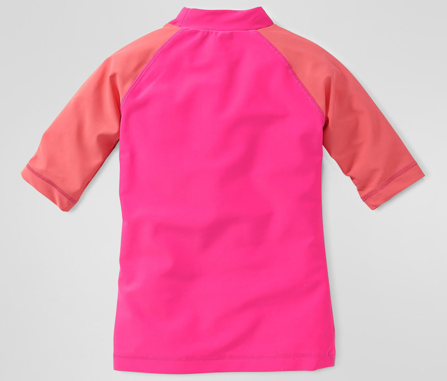 Girl 39 S Uv Protection Shirt Pink Brands For Less
