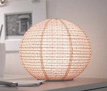 Table Lamp, paper