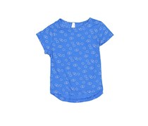 Lefties Toddler's Allover Heart Print Tee, Blue