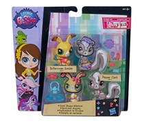 Littlest Pet Shop Pairs and Fashions
