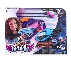 Nerf Rebelle Secrets And Spies Courage Crossbow Blaster
