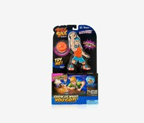 Tucker Trick Shot Sports Basketball, Orange/Blue