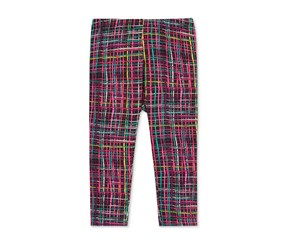 First Impressions Toddler Girl's Plaid Leggings, Multicolor
