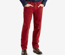 Levi's Men's 514 Straight-Fit Jeans, Dried Tomato