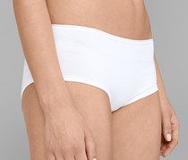 Women's Panty Shorts, white, set of 2
