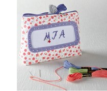 Knit Set, Purse