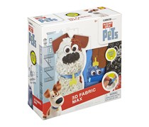 The Secret Life of Pets 3D Fabric Max, White