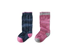 Toddler Girls Socks, Ring/dots