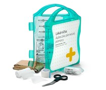 First Aid Box, Turquoise