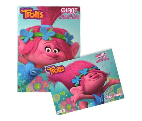 11 x 16 Giant Coloring & Activity Book