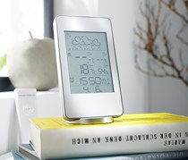 Weather Station Basic, White