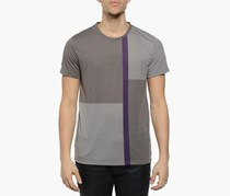 BWGH for PUMA Color Block Tee, Dark Gull Gray