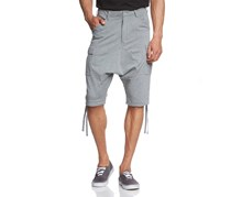 Puma Men's Cargo Shorts, Medium Grey Heather