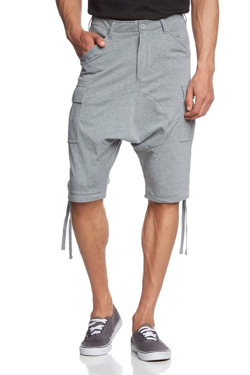 Men's Cargo Shorts, Medium Grey Heather