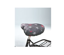 Bicycle Saddle Cover, Gray
