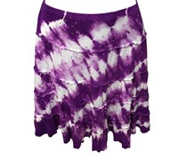Women's Sun & Sea2 Mini Skirt Tie-dye