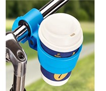 Coffee To Go Holder for Bike, Blue