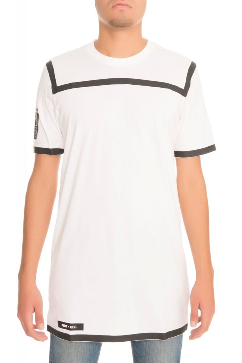 Men's X UEG Tee, White
